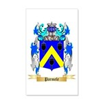 Parmele 20x12 Wall Decal