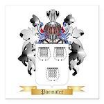 Parmater Square Car Magnet 3