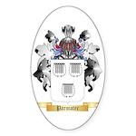 Parmater Sticker (Oval 50 pk)