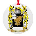 Parkyns Round Ornament