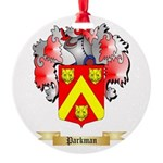 Parkman Round Ornament