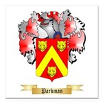 Parkman Square Car Magnet 3