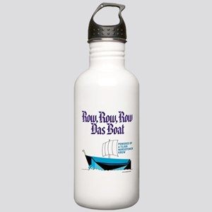 Row, Row, Row Stainless Water Bottle 1.0L
