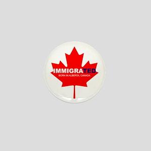 ImmigraTED Mini Button