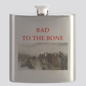 curling joke Flask