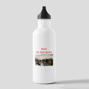 curling joke Water Bottle