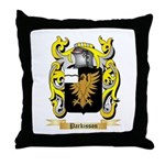 Parkisson Throw Pillow