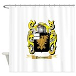Parkisson Shower Curtain