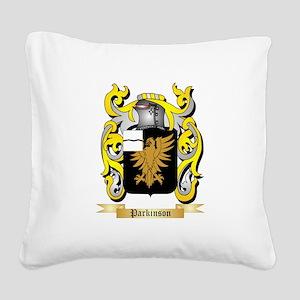 Parkinson Square Canvas Pillow