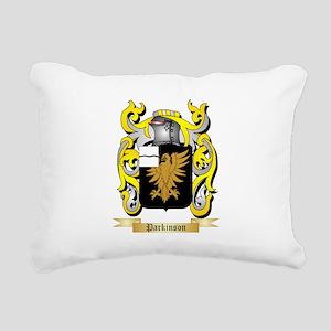 Parkinson Rectangular Canvas Pillow