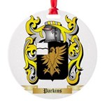 Parkins Round Ornament