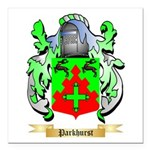 Parkhurst Square Car Magnet 3