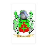 Parkhurst Sticker (Rectangle)
