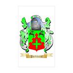 Parkhurst Sticker (Rectangle 10 pk)