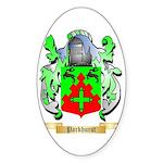Parkhurst Sticker (Oval)