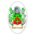 Parkhurst Sticker (Oval 10 pk)