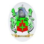 Parkhurst Oval Ornament