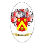 Parkhouse Sticker (Oval)