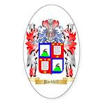 Parkhill Sticker (Oval 50 pk)
