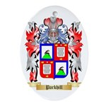 Parkhill Oval Ornament