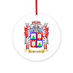 Parkhill Round Ornament