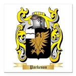 Parkeson Square Car Magnet 3