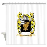 Parkeson Shower Curtain