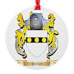 Parkes Round Ornament