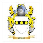 Parkes Square Car Magnet 3