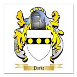 Parke Square Car Magnet 3