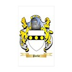 Parke Sticker (Rectangle 50 pk)