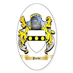 Parke Sticker (Oval 10 pk)