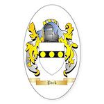 Park Sticker (Oval 50 pk)