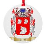 Parish Round Ornament