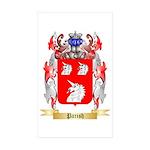 Parish Sticker (Rectangle 10 pk)