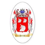 Parish Sticker (Oval 10 pk)