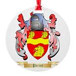 Paries Round Ornament