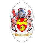 Paries Sticker (Oval 10 pk)