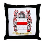 Pares Throw Pillow