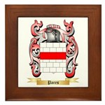 Pares Framed Tile
