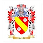 Parell Square Car Magnet 3