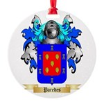 Paredes Round Ornament