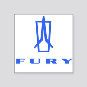 Fury Sticker