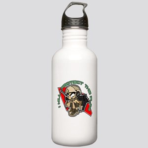 Airsoft Protect flag Water Bottle