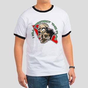 Airsoft Protect flag T-Shirt
