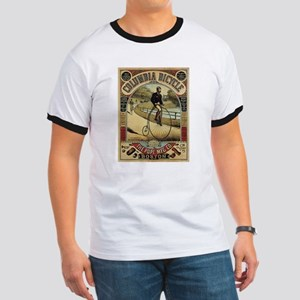 Vintage poster - Columbia Bicycle T-Shirt
