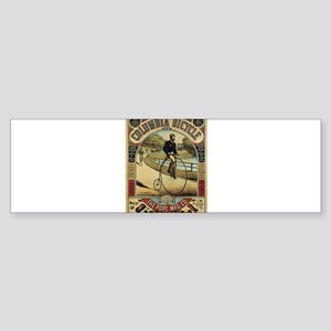 Vintage poster - Columbia Bicycle Bumper Sticker