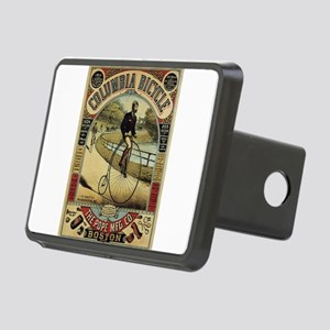 Vintage poster - Columbia Rectangular Hitch Cover