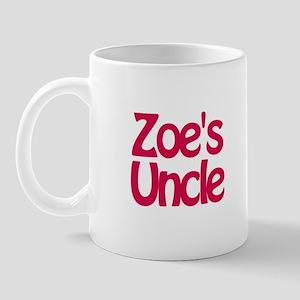Zoe's Uncle Mug
