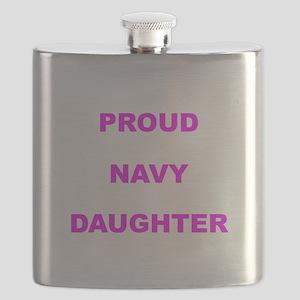 PROUD NAVY Flask